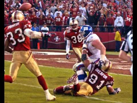 2003-WFAN Mike and the Mad Dog Discuss Giants Playoff Meltdown Loss to 49ers