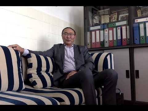 Lancet Commissioner Dr. Ganbold Lundeg on Surgery in Mongolia