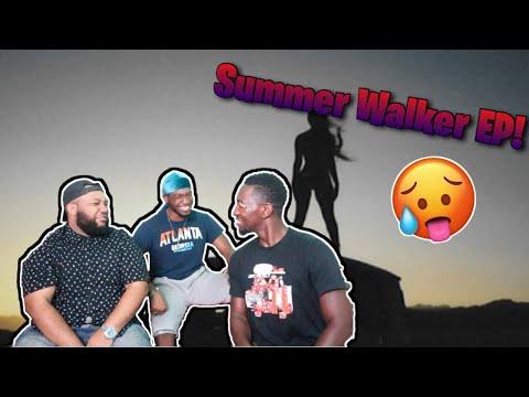 Summer Walker - White Tee ft NO1-NOAH (Life on Earth EP) REACTION!!