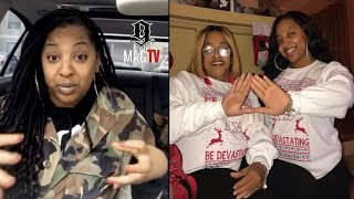 T.I. Niece Kamaya Talks Coping 1 Year After Losing Her Mother! 🙏🏽