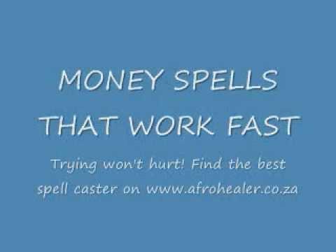 MONEY SPELLS THAT WORK FAST -BY Doctor Ali in Durban