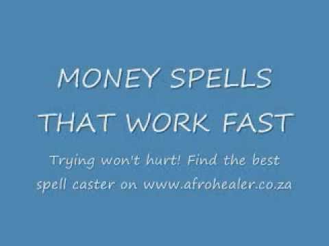 MONEY SPELLS THAT WORK FAST -BY Doctor Ali in Durban
