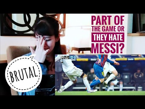 Players who REALLY HATE Messi | Reaction