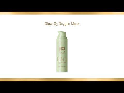 Glow-O2 Oxygen Mask