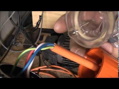 3 Phase PlugWire Up  YouTube