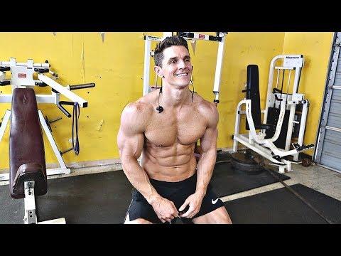 Jason Wittrock's Full Shoulder Workout | BREAK YOURSELF DOWN
