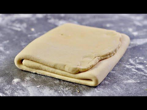 recette-pâte-feuilletée-facile-et-rapide-|-william's-kitchen
