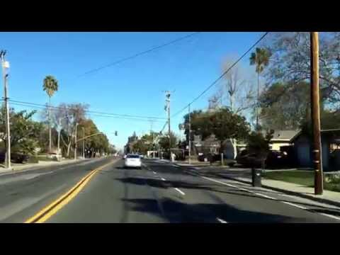 Cupertino Sunnyvale Wolfe Road Fremont Avenue California