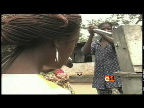 Africa Water and Sanitation Crisis