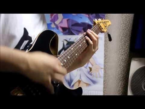 [Berserk OP] 9mm Parabellum Bullet - インフェルノ Guitar Cover