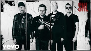 "U2 performs ""American Soul"" live on SNL. Listen to ""American Soul"" ..."