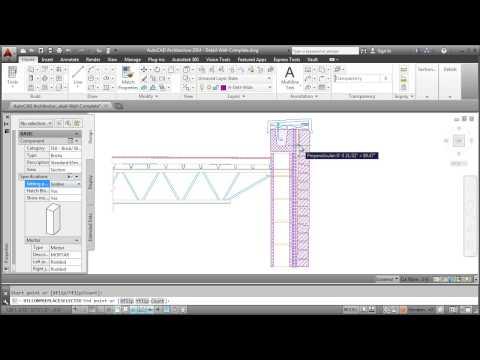 AutoCAD Architecture 2014: Detailing Your Designs