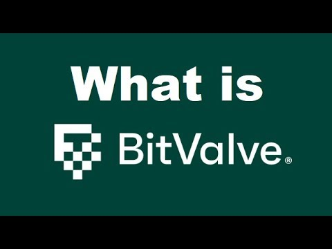 Advanced P2P Crypto Exchange | BitValve ICO Review 💲💲  #Crypto_Exchange