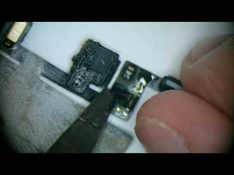 IPhone X бутлуп, ремонт Face ID