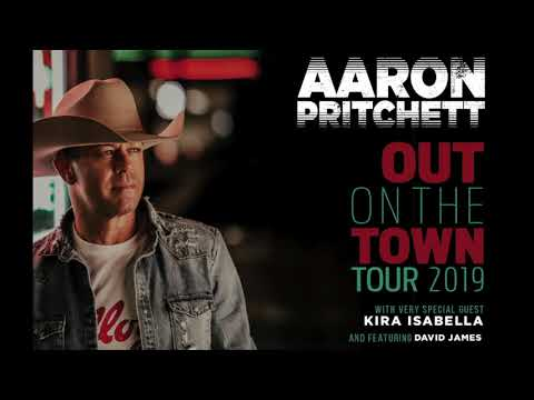 Aaron Pritchett - Out On The Town tour Mp3
