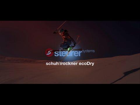 schuhTrockner ecoDry -