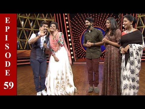 D4 Junior Vs Senior I Ep 59 - A surprise for multi talented Rahul! I Mazhavil Manorama