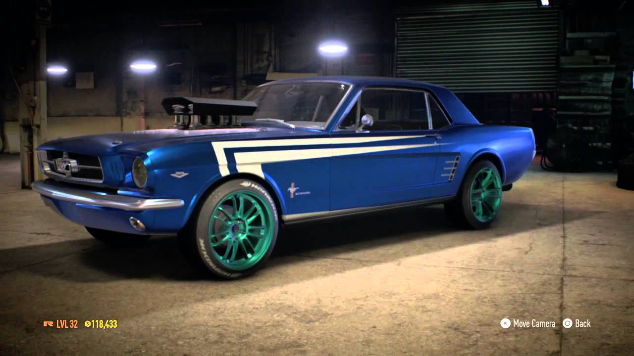 need for speed ford mustang 1975 youtube. Black Bedroom Furniture Sets. Home Design Ideas