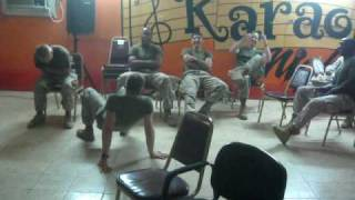 Karaoke Night in Iraq 09'