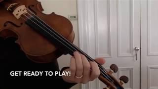 Violin Part - Dancing Queen