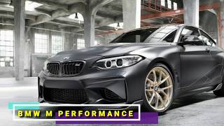 BMW M Performance : Reduce Weight and Enhance Aerodynamics
