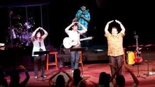 Pastor Danny Martinez: Pastor, Comedian, Singer and Dancer at UCC