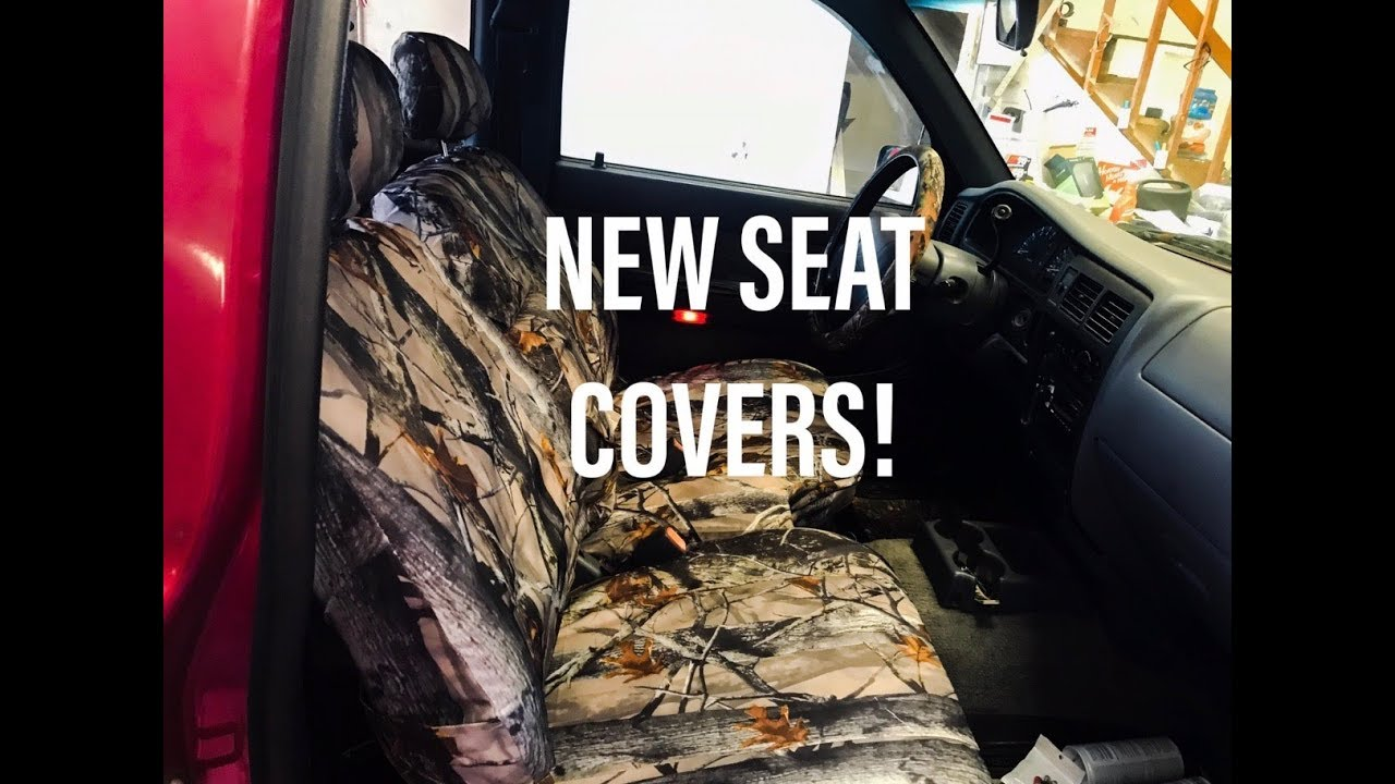 Best Seat Covers For Toyota Tacoma August 2019 Stunning