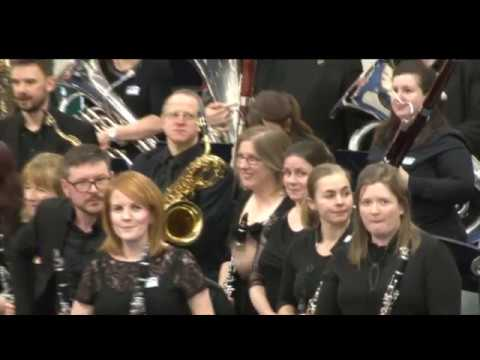 Glasgow Wind Band Conducted By Kevin Price