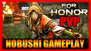 Nobushi Samurai PVP! For Honor PC Gameplay Impressions and Beta Review 2017