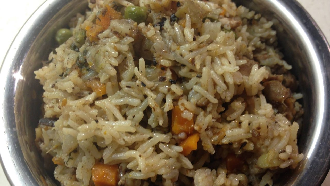 how to make pulao masala fiji style