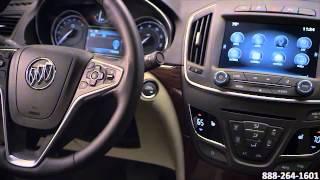 New 2015 Buick Regal Interior Houston Katy TX 77094 West Point Buick GMC Houston and Katy TX