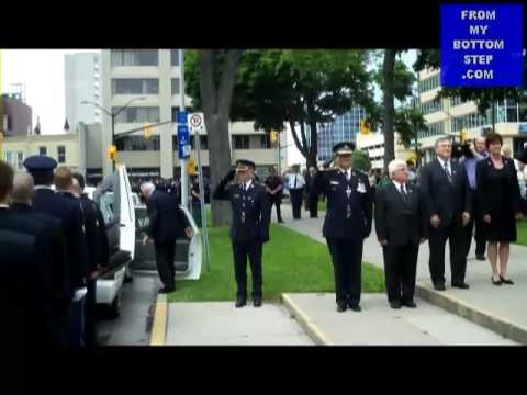 Funeral For OPP Cont. Alan Hack