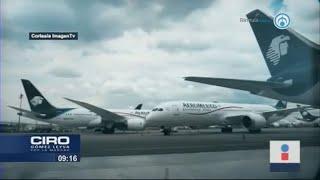 ¿Es seguro viajar en un avión durante la emergencia sanitaria?