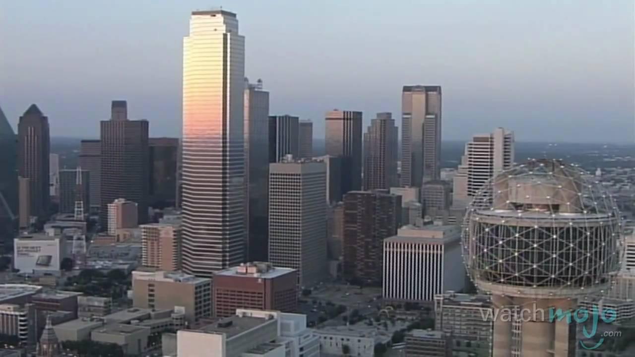 Travel Guide: Dallas, Texas - YouTube