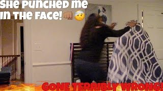 CAUGHT HAVING SEX PRANK ON MOM! (GONE WRONG!)