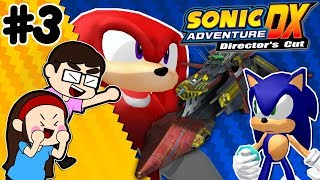 VS KNUCKLES! | Let ' s Play SONIC ADVENTURE DX (PC) EPISODE 3