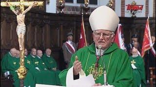 Homilia wygłoszona podczas Mszy św. z Bazyliki Archikatedralnej w Warszawie