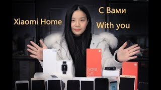 Xiaomi Home-only make the things you need