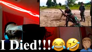 I Couldnt BREATHE!! Top 50 Military Fails! 💣 {{REACTION}}