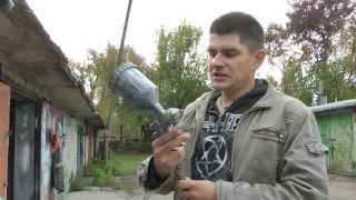 видео Краскораспылитель HVLP: покрасочный пистолет и технология системы HVLP