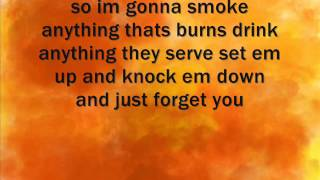 brett young pretend i never loved you lyrics Video