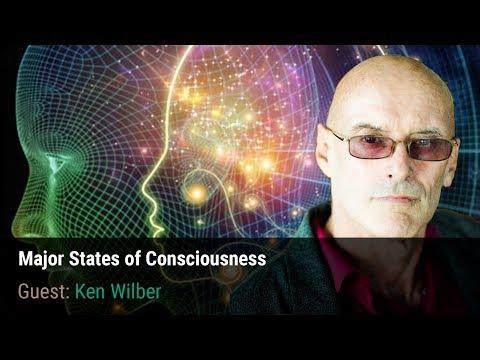5 Major States of Consciousness