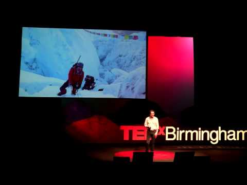 What summit are you waiting to climb? | Kent Stewart | TEDxBirmingham