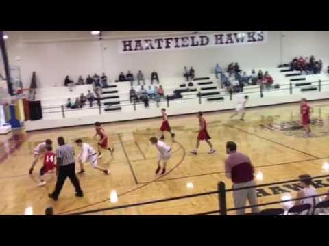 Hartfield Academy 2016 Jr High Basketball