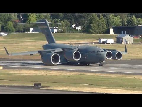 Amazing Flying Maneuvers Antonov AN 178 vs Airbus A400M ✦ Takeoffs ASAF C17   ANTONOV AN 225 Mriya