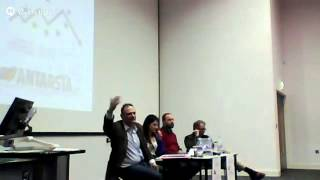 ANTARSYA UK: Livestreaming from the event discussion: Crisis and the European Union