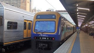 Sydney Trains Video Tour 117: The Trip to Canberra