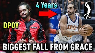 From DPOY & MVP Candidate To The G-League Within 4 YEARS! | What Happened To Joakim Noah's Career?