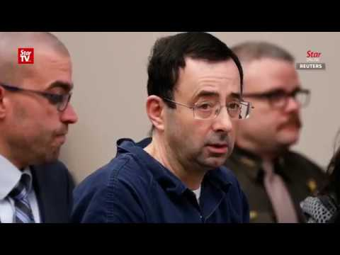 Sexual abuse victims confront Larry Nassar