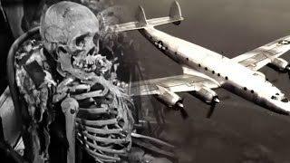 The Airplane That Landed With 92 Skeletons on Board!